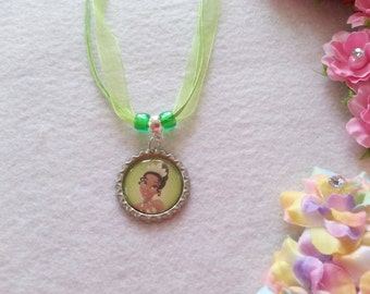 10 Tiana Party Favors