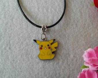 Picachu, Pokemon Necklace