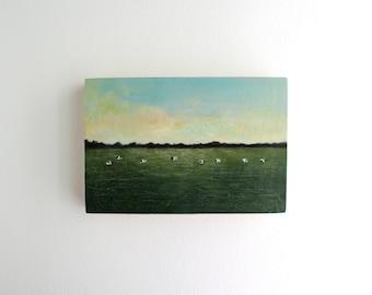 Field Painting - 4 x 6