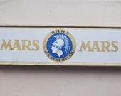 "Antique tin box J.S.Staedtler ""MARS"" pencils."