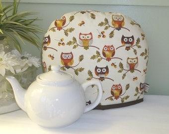 Domed Tea Cozy - Owl