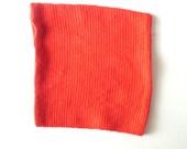 Vintage Red Tube Top