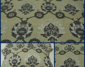 Upholstery Fabric- Remnant Fabric- pc w26.5inx26.5in L-Greatex Textiles-Sasha-  Polyester Upholstery fabric-