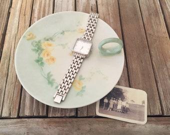 Vintage Handpainted Plate Thomas Bavaria