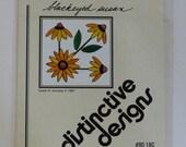 Destinctive Designs Susan R DuLaney 12 Applique Patterns
