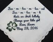Wedding Handkerchief scal...