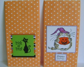 Set of 10 Trick or Treat Bags