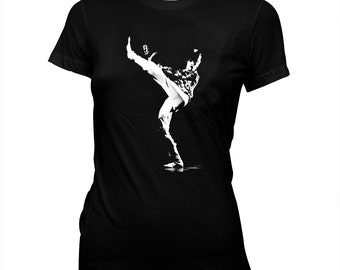 David Bowie - The Man Who Sold The World - Women's Pre-shrunk, hand screened 100% cotton t-shirt