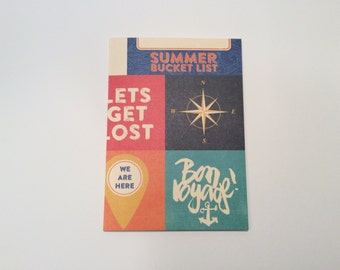 Passport Cover Let's Get Lost  (#403)