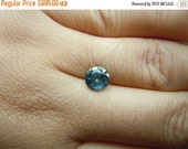 SEPTEMBER SALLE Genuine Montana Sapphire Color Change 1.75 carat Blue Green Silver to Purple Loose Gemstone