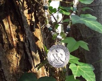 Sheela Na Gig necklace