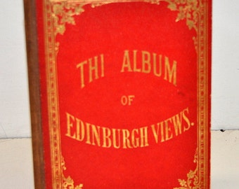 The Album of Edinburgh Views, Black and white Photographs