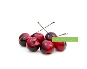 Artificial Cherries - 6 Pack