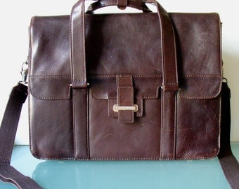 L L Bean Army Green Cotton Amp Leather Bag By Theoldbagonline