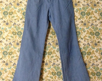 Retro Blue Jeans