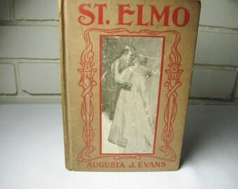 1896 ''ST.ELMO '' book