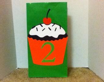 Cute Cupcake Goody Bag