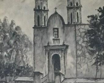R Tapia Watercolor