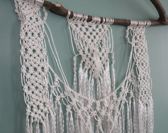 SALE** SALLY ~ Handmade Macrame/Wall Hanging/Christmas Present/Decor/Bohemian/Hippie/Gift/Art/Unique/Nursery