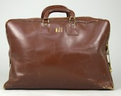 Blue Nylon Leather Gerry Denver Co Internal Frame Backpack