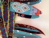 SPECIAL ORDER for Alejandra , Set of 6 Native American Indian headdresses