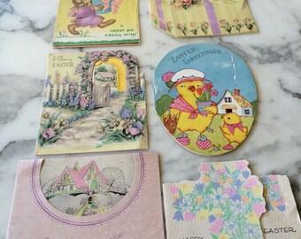 Vintage Easter Cards