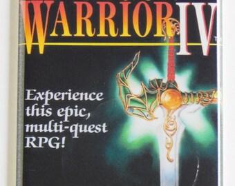 Dragon Warrior 4 Video Game Fridge Magnet