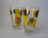 Russel Wright Eclipse Drinking Glasses