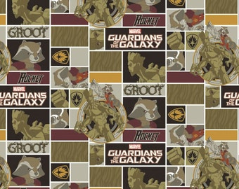 Camelot - Marvel - Guardians of the Galaxy - Rocket & Groot