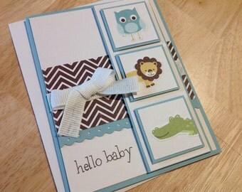 Card - Hello Baby