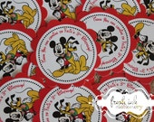 Mickey Mouse and Pluto Stickers