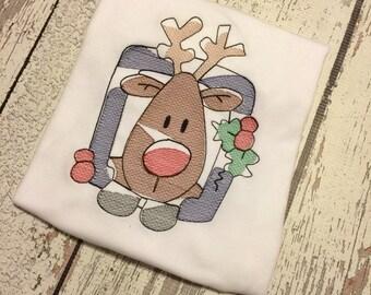Rudolph in frame