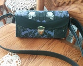 Custom Order for Caren, Haunted Mansion Wallet