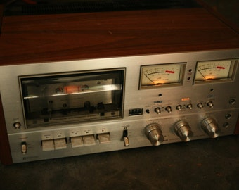Pioneer Stereo Cassette Player Model CT-F9191, Retro Player, Cassette Tapes, Music,