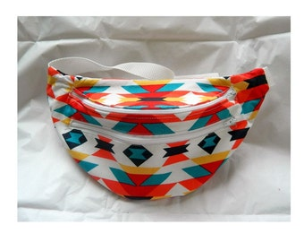 Southwestern Fanny Pack - Hip Bag - Children to Adult Sizes