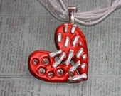 Healed Heart Valentine's Day Necklace