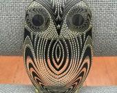 Abraham Palatnik Owl Sculpure