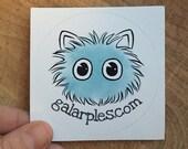 Galarple car window sticker!