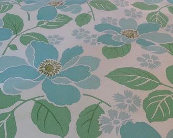 Vintage Foil Wallpaper Roll