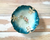 Vintage German Berry Bowl