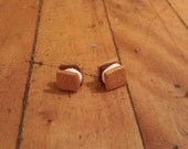S'more Earrings