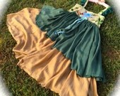 Izzy Roo  Fairy Queen Dress Midsummers Night Dream Titanias Closet Swirling  Floating Dreamy Beauty 36 Bust