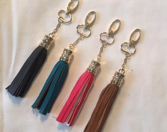 Tassel Keychain- In stock and ready to ship