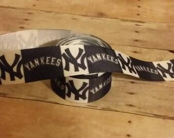 NY Yankee ribbon