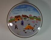 Villeroy & Boch Naif Laplau 3 Lidded Porcelain Box