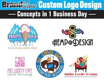 Logo design, Custom Logo , Logo Design, Business Logo, Custom Logo Design, OOAK Logo, Logo Designer, Company Logo, Graphic Designer