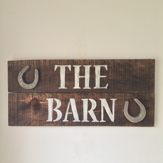 The Barn Rustic Home Decor By Shoponelove On Etsy