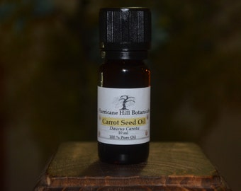 Carrot Seed Oil - Pure oil