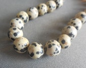 Dalmation Jasper - Two St...
