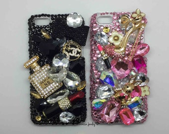 Custom iPhone 5c Bling Phone Case